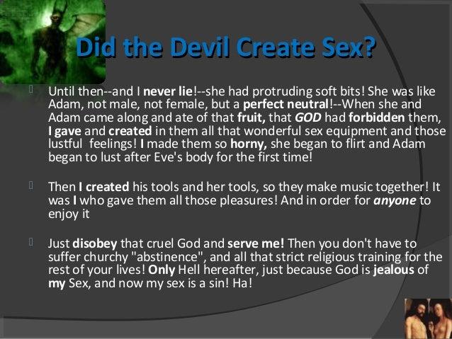 Why did god create sex Nude Photos 74