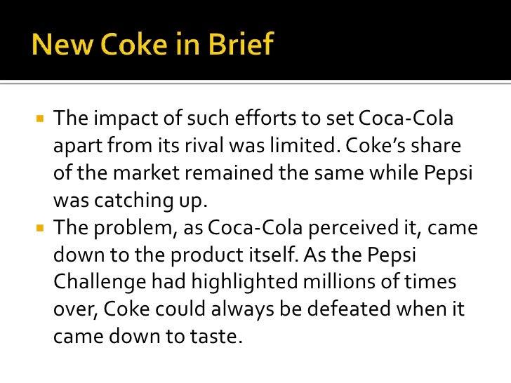 coke blak target market
