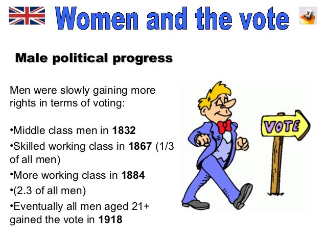 why did women deserve the right to vote Why should women not vote why should not a woman be as eligible to the position of head of a republic as head of a monarchy under what sovereign has england prospered more than under queen victoria.