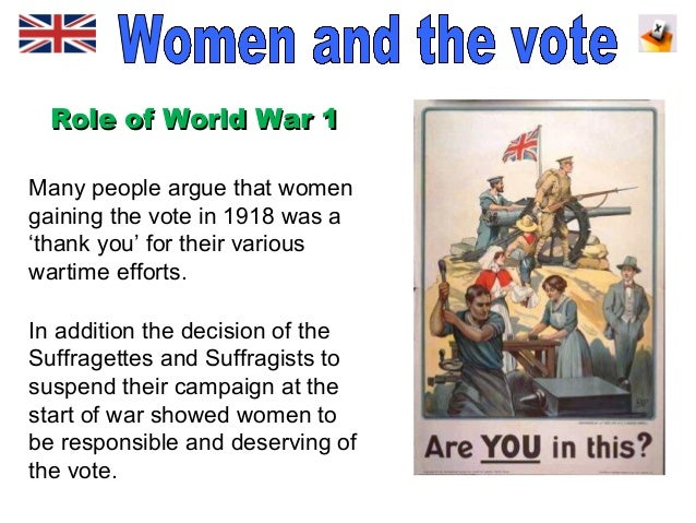 why did women get the vote In the time of the earliest settlers in the washington territory, women did not have  the right to vote in 1854, washington nearly became the first state to grant.
