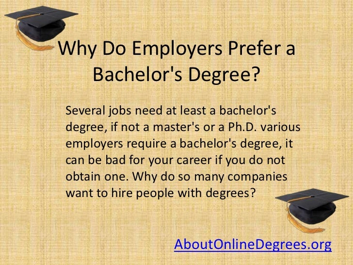 Does a bachelors degree require a thesis