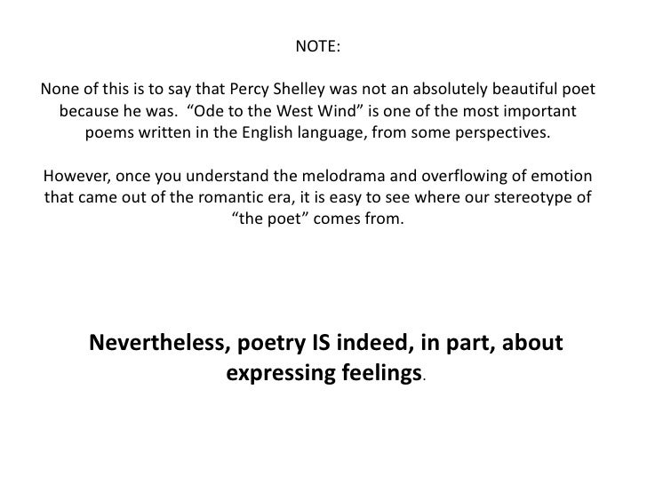 Why Does Poetry Matter