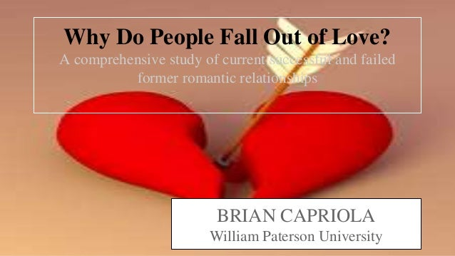 Why do humans fall in love