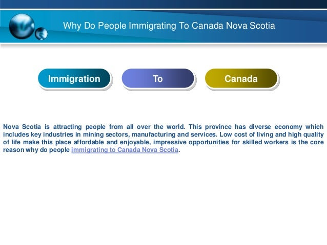 why people immigrate