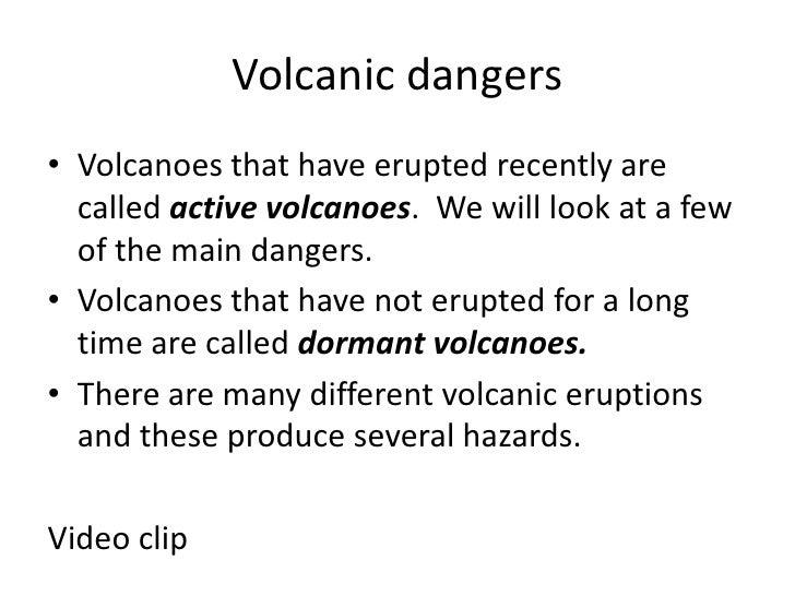 Volcanic Earthquakes