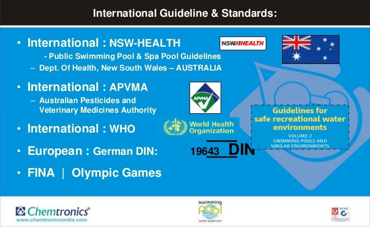 nsw health swimming pool guidelines