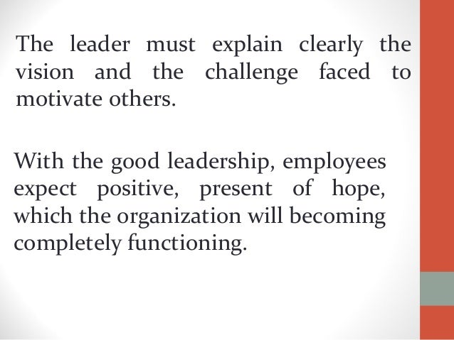 need for effective leadership consequences of ineffective leadership management essay The impact of a good leader and good leadership in society while it's easy to break down the effects of leadership in the work environment into small it is quite remarkable that even when leadership is effective in the social, not corporate.