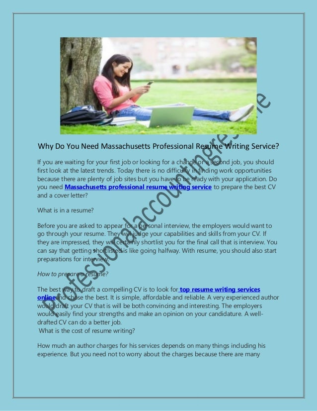 Professional Resume Writing Service from Craft Resume Writers