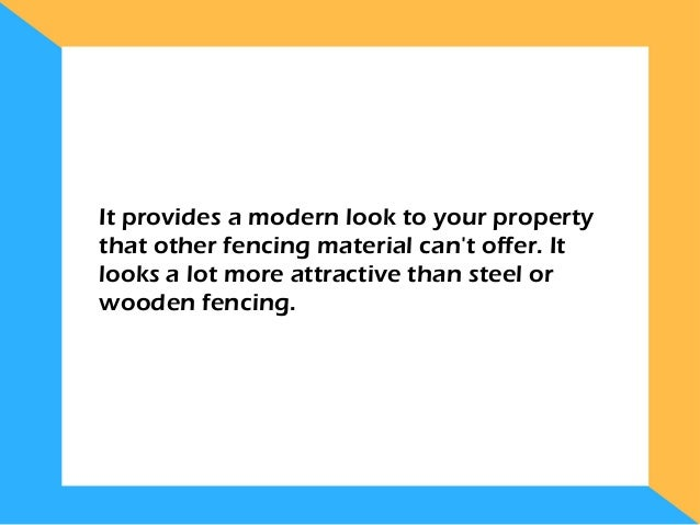 Why Do You need to Install Glass Pool Fencing? Slide 3