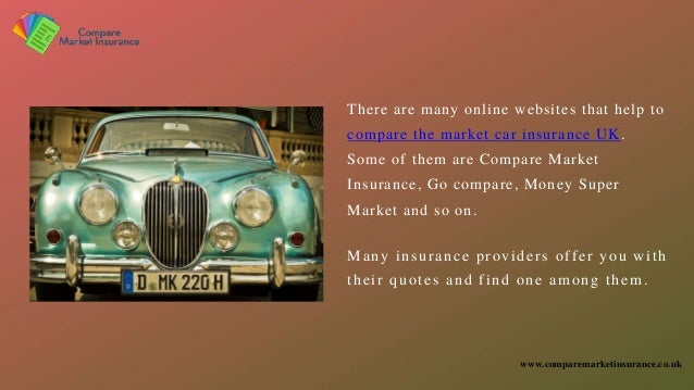 Why Do You Opt To Go Compare Car Insurance For Classic Car