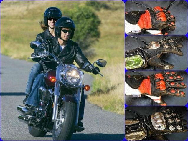 Why each biker needs motor cycle gloves? Slide 2