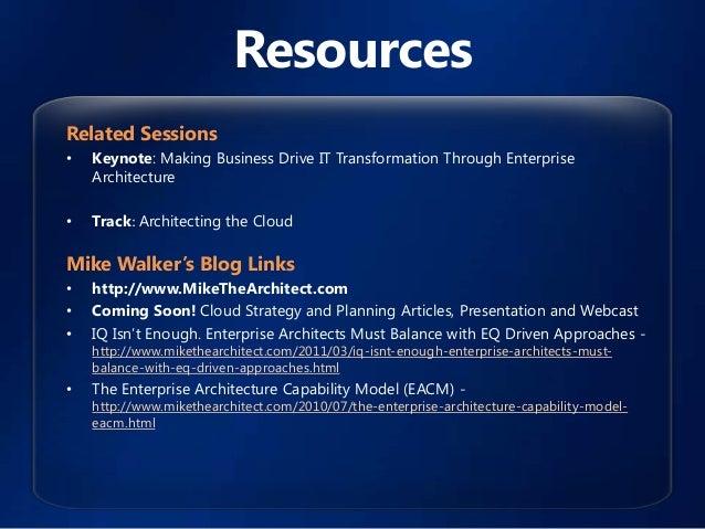 enterprise architecture research paper