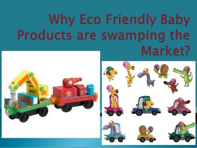 Falling in line with most products going the eco friendly way, it was only a matter of time before child care or eco frien...
