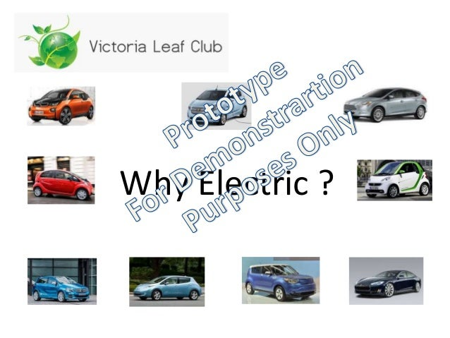 Why Electric ?