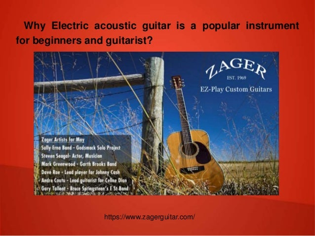 why electric acoustic guitar is a popular instrument for beginners an. Black Bedroom Furniture Sets. Home Design Ideas