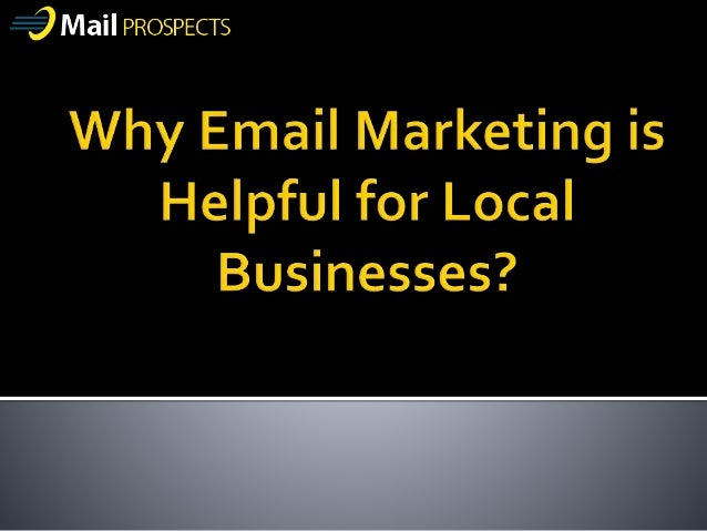  Email marketing is still considered as one of the most effective marketing strategies. In –terms of efficiency and perfo...