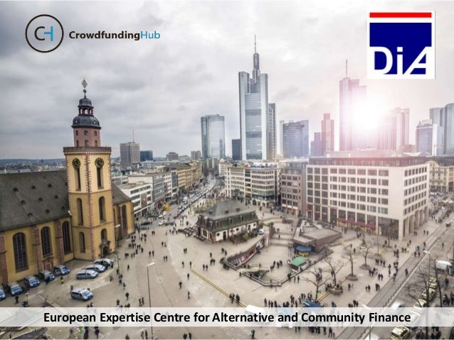 European Expertise Centre for Alternative and Community Finance