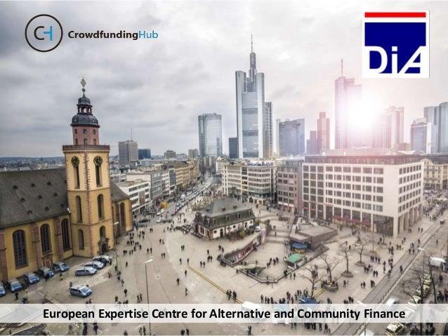 European Expertise Centre for Alternative and Community Finance