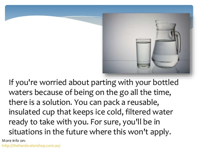tap water better than bottled water essay