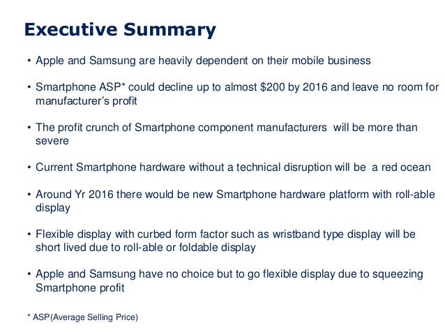 Why Apple and Samsung go to flexible display_updated