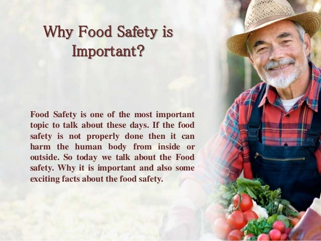 Why Food Safety Is Important