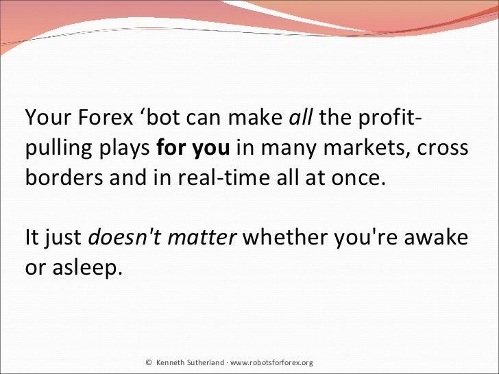 Forex trading+profit sharing