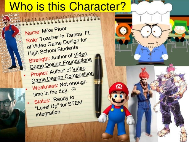 Why Game Design Education In Middle Or High School - Video game designer education requirements