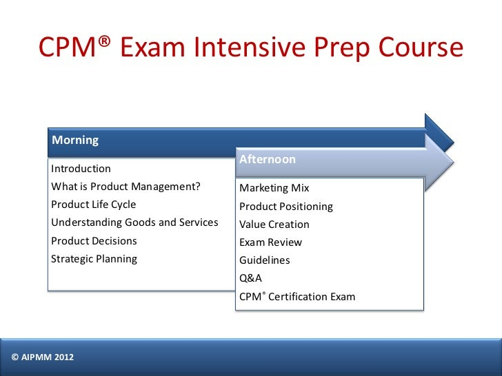 Why Get Cpm Or Cpmm Certification H Del Castillo Aipmm