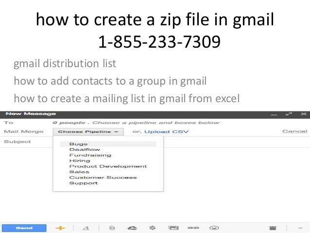 How To Add Bcc In Mail Merge