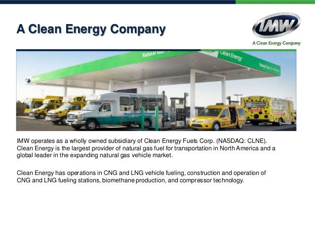 Why go with natural gas? The Business Case for Natural Gas Vehicle Us…