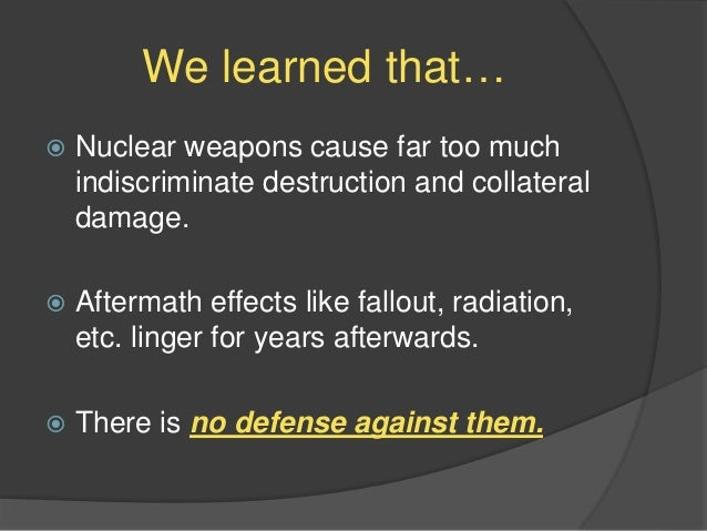 why was the atomic bomb immoral Decision to drop the atomic bomb on japan is a controversial topic and has been studied and discussed by numerous historians the reasons why the us.