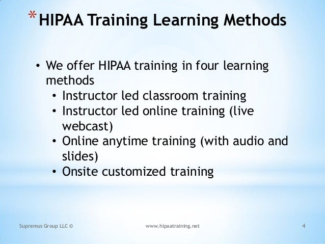 Customized hipaa training based on the job role of the for Hipaa training certificate template