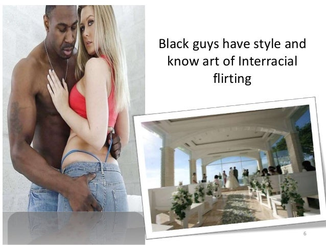 Black Guys Have Style And Know Art Of Interracial Flirting 6