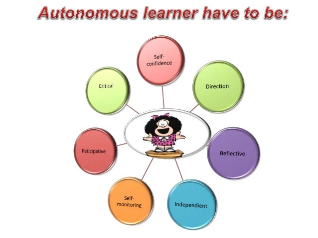 managing learner autonomy for life long Learner autonomy in the process of learning english  managing their contact with various genres and  stress the lifelong learning dimension of autonomy.