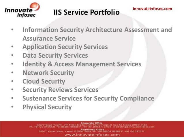 why information security is important At the core of information security is information assurance,  an important aspect of information security and risk management is recognizing the value of.