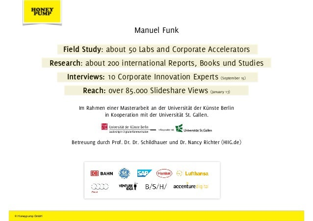 The Innovator´s Dilemma of Innovation Labs and Corporate Accelerators Slide 2