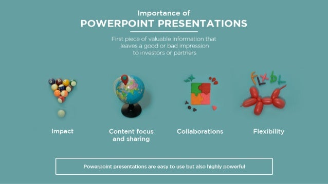 why you should invest in professional powerpoint slides and how