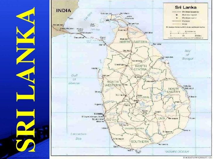 SRI LANKA<br />