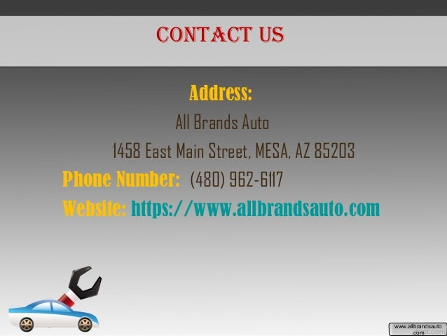 East Main Auto >> Why Is All Brands Auto An Ideal Auto Ac Repair Shop