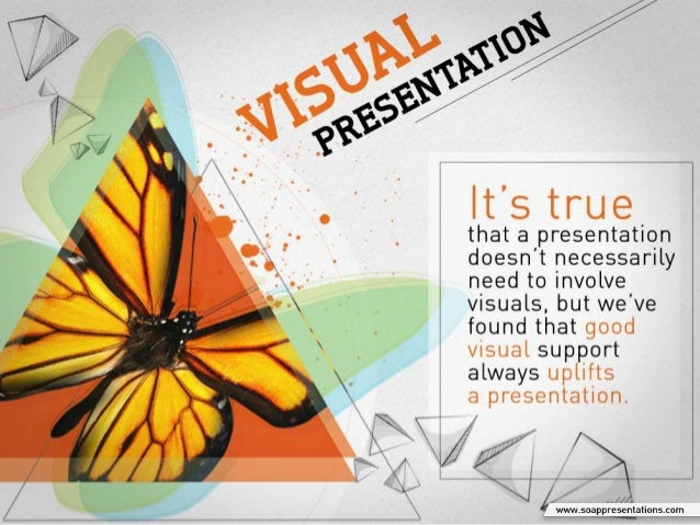 Why is it Critical to Invest in the Visual Part of a Presentation? Slide 2