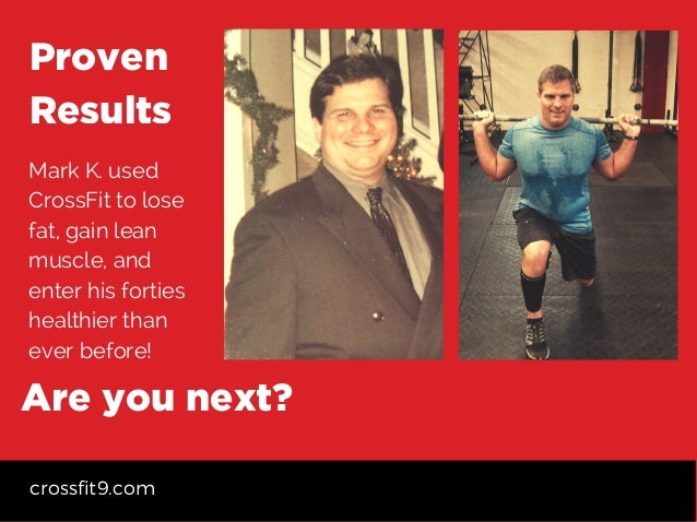 Why Is Crossfit Good For Weight Loss