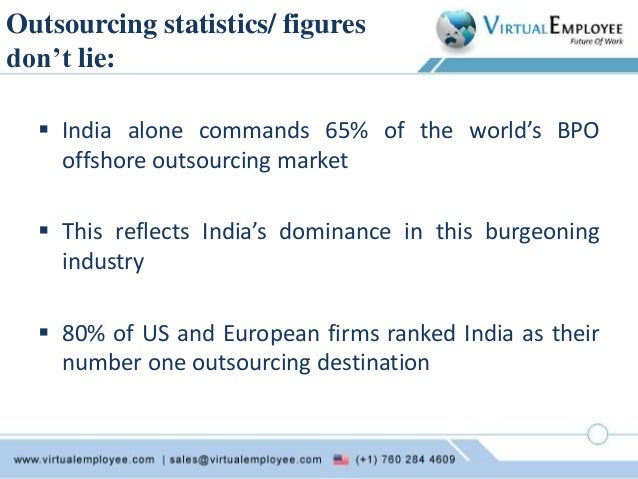 7 Reasons Why India is the best outsourcing destination