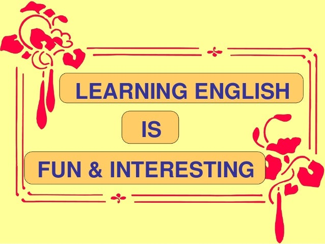 is it important to learn english Learning english is important because it allows you to interact with the world with more success and ease commented jul 17, 2015 by jen ( 920 points) that's right, why is english important is not just about job anymore, it's a global language now, you have to learn it.