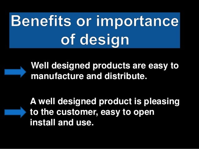 why good database design is important Database and application design is something that seems to surprise us time and time again as we see businesses set themselves up for failure further down their development cycle when developing a new website, web application, or business application, a good design is of utmost importance.