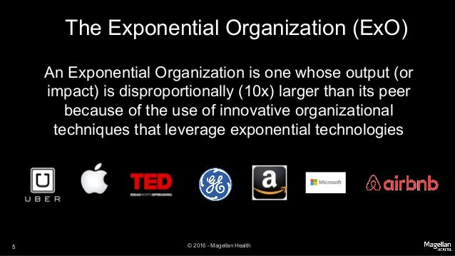 Why IT does not matter in Exponential Organizations Slide 5