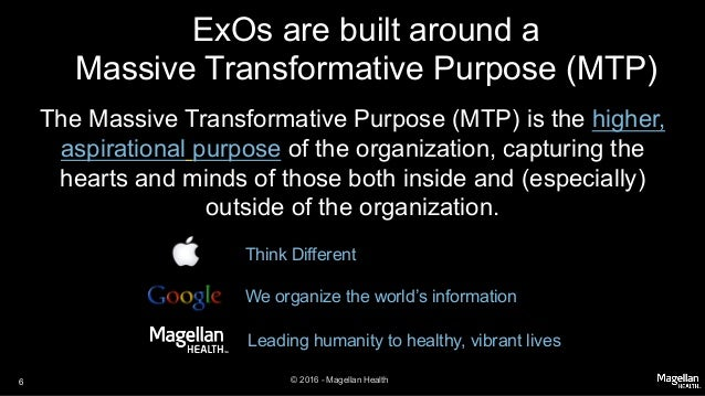 Why IT does not matter in Exponential Organizations Slide 6