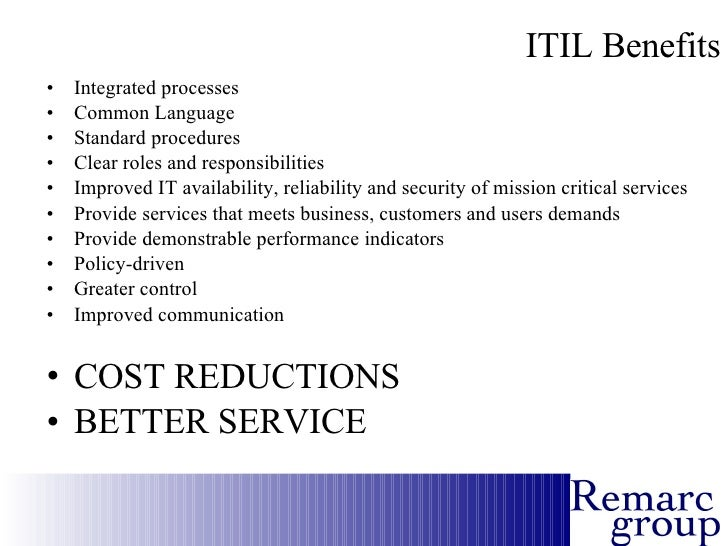 Why itil real business case extract itil wajeb Choice Image