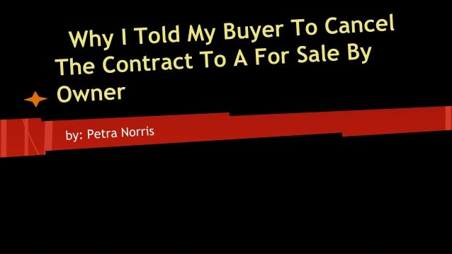 When I tour homes for home buyers I don't shy away when approaching For Sale By Owners. Recently, I approached a for sale ...