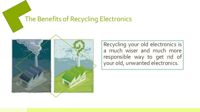 An essay on recycling and its importance
