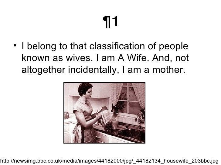 judy brady i want a wife essay i need a wife essay why successful moms need spouses at home judy brady i want